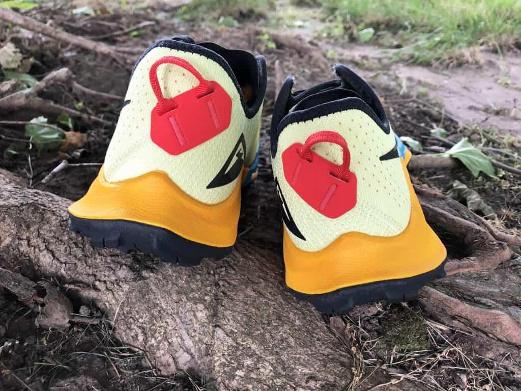 Nike Zoom Terra Kiger 7 – Пятка