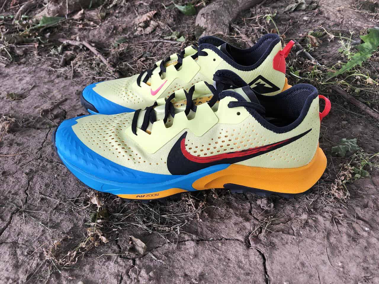 Nike Zoom Terra Kiger 7 – Вид сбоку