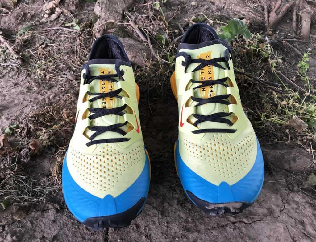 Nike Zoom Terra Kiger 7 – Вид спереди