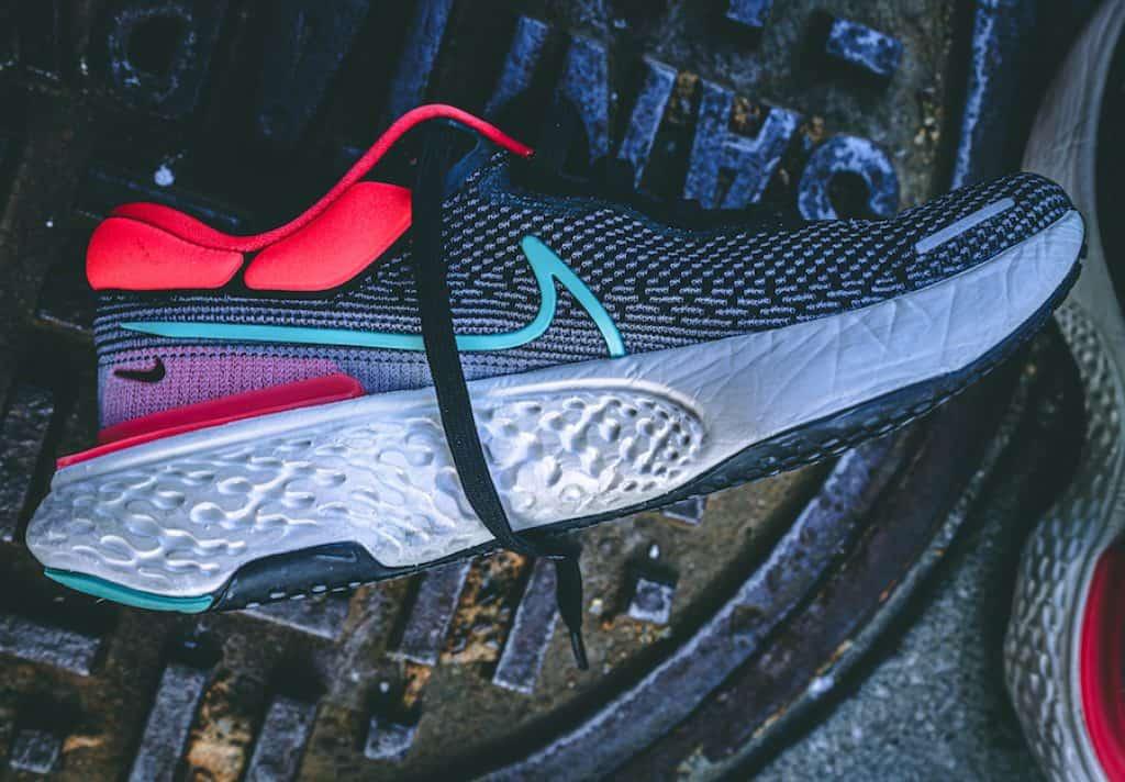 Nike ZoomX Invincible Run - Вид сбоку
